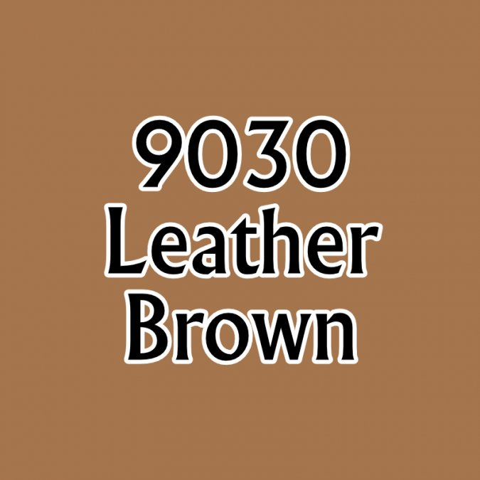 Leather Brown