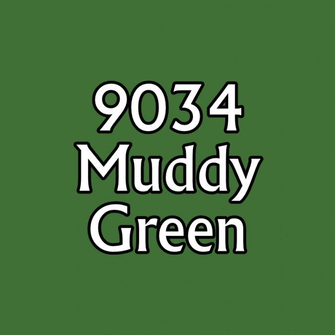 Muddy Olive