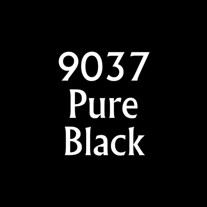 Pure Black
