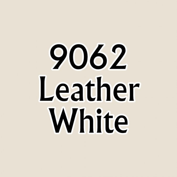 Leather White