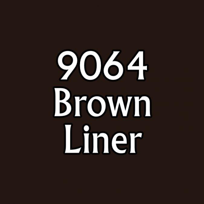 Brown Liner