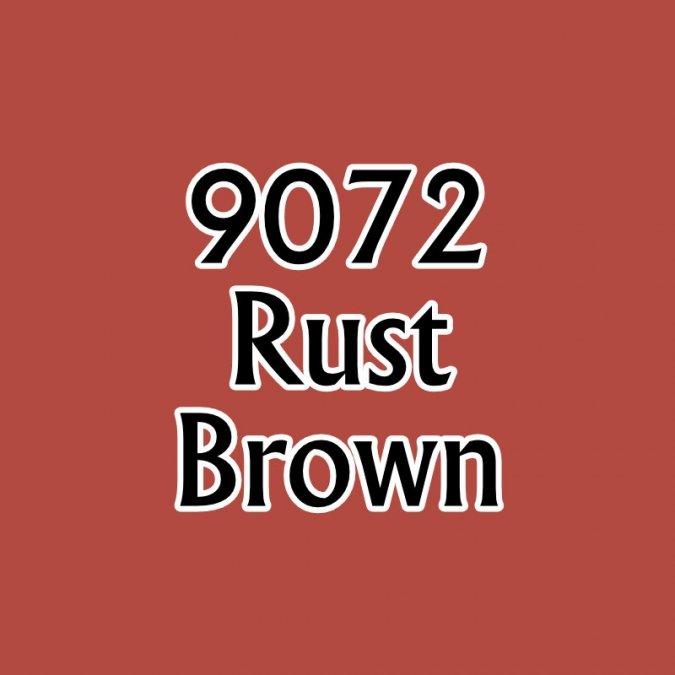 Rust Brown
