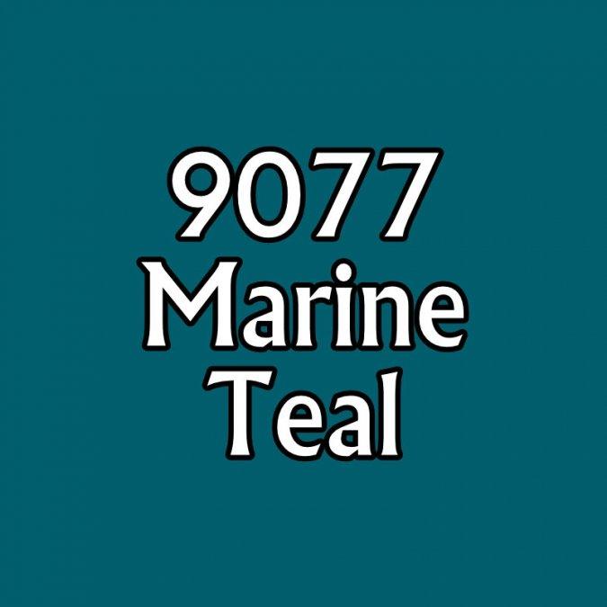 Marine Teal