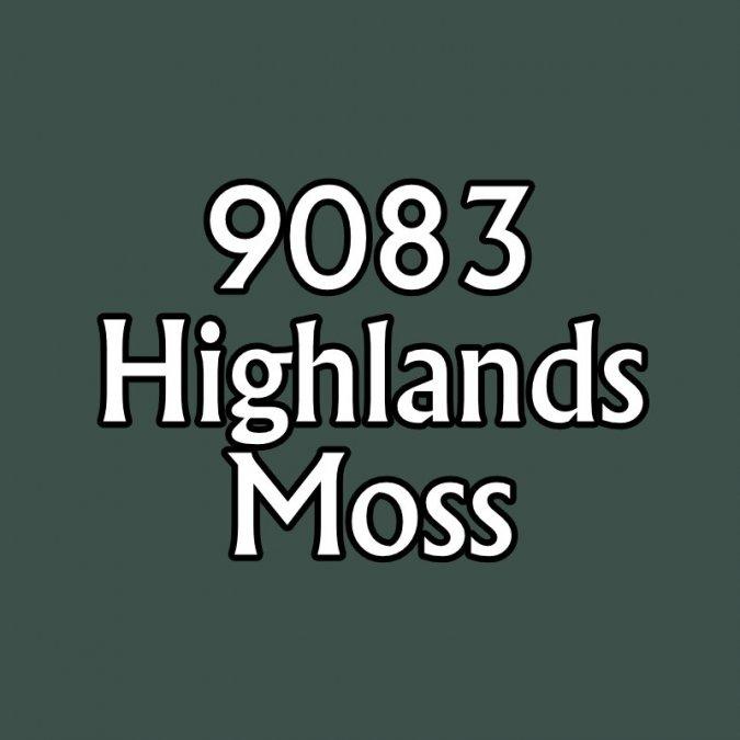 Highland Moss