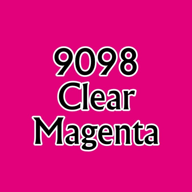 Clear Magenta