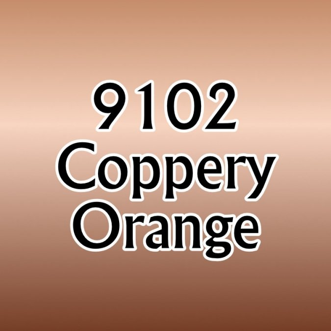 Coppery Orange