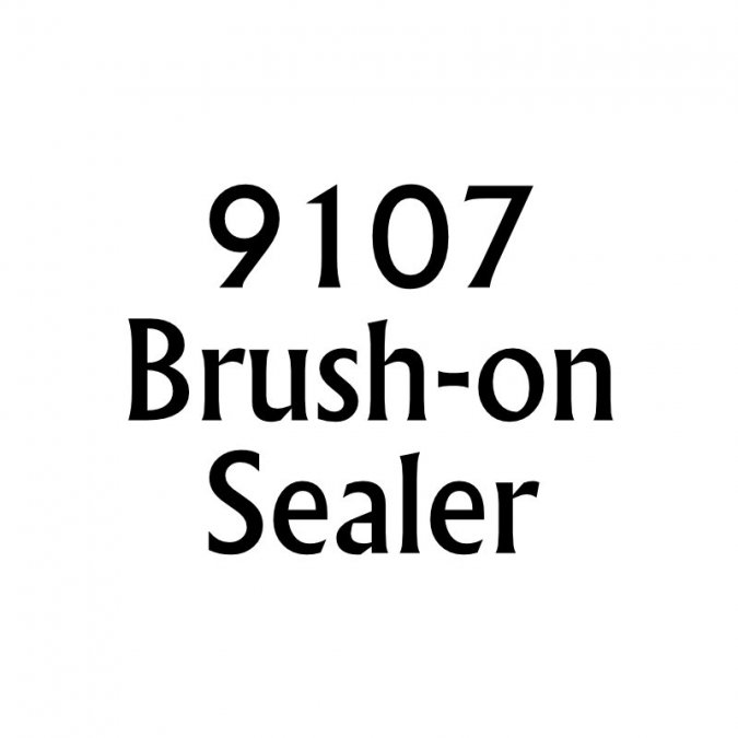 Brush-on Sealer