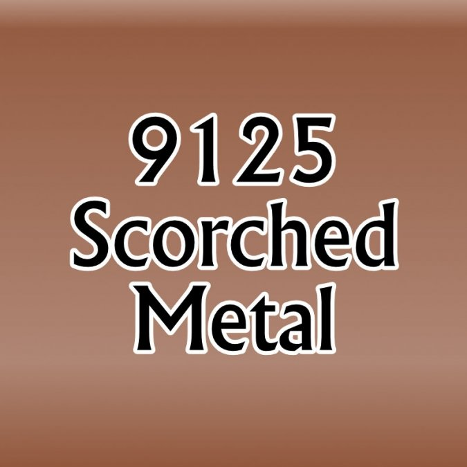 Scorched Metal