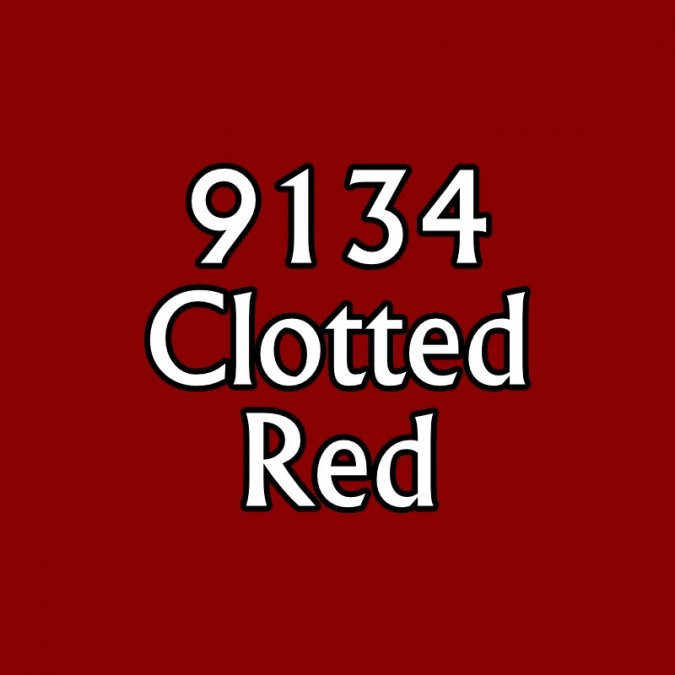 Clotted Red