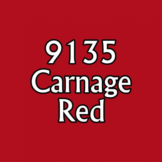 Carnage Red