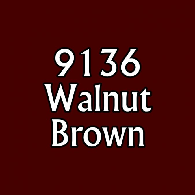 Walnut Brown