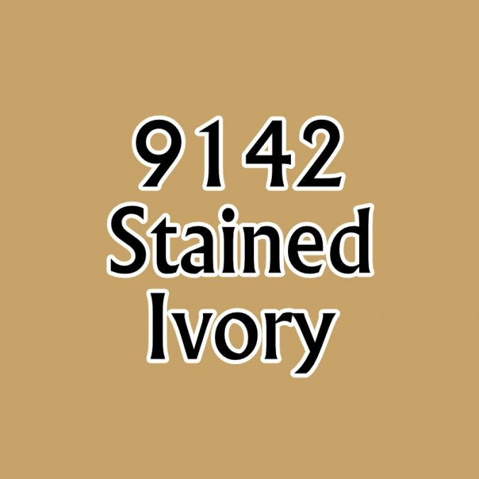 Stained Ivory