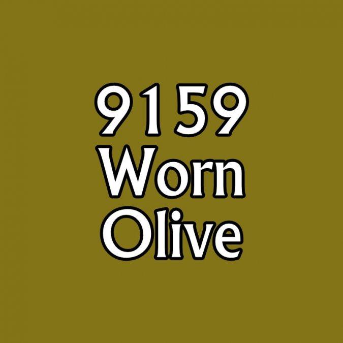 Worn Olive