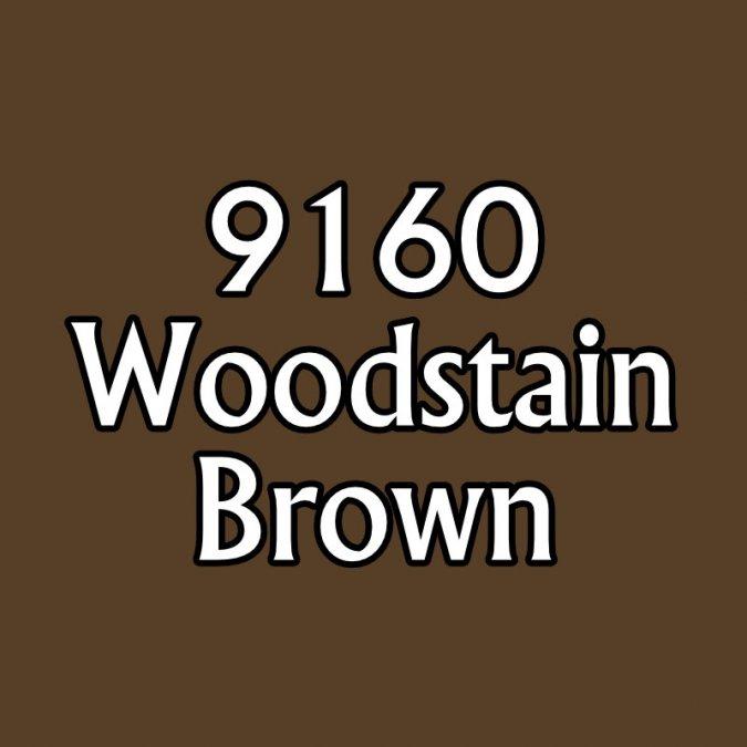 Woodstain Brown