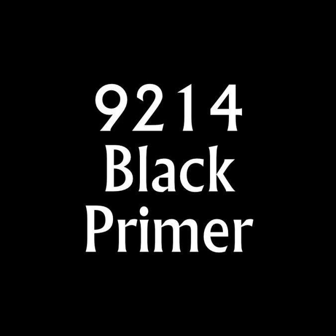 MSP Core Colors: Brush-On Black Primer