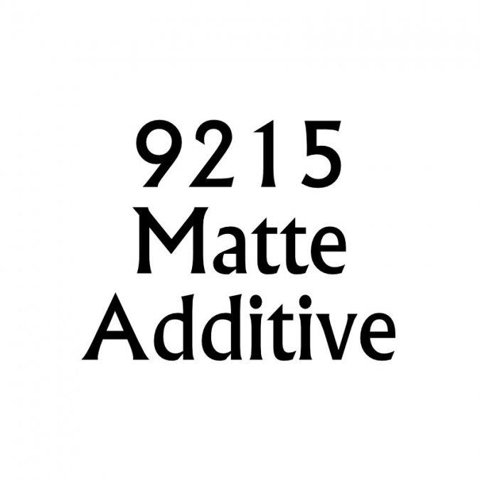 Anti-Shine Additive