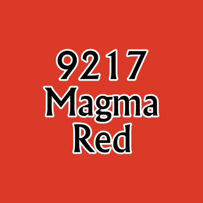 Magma Red