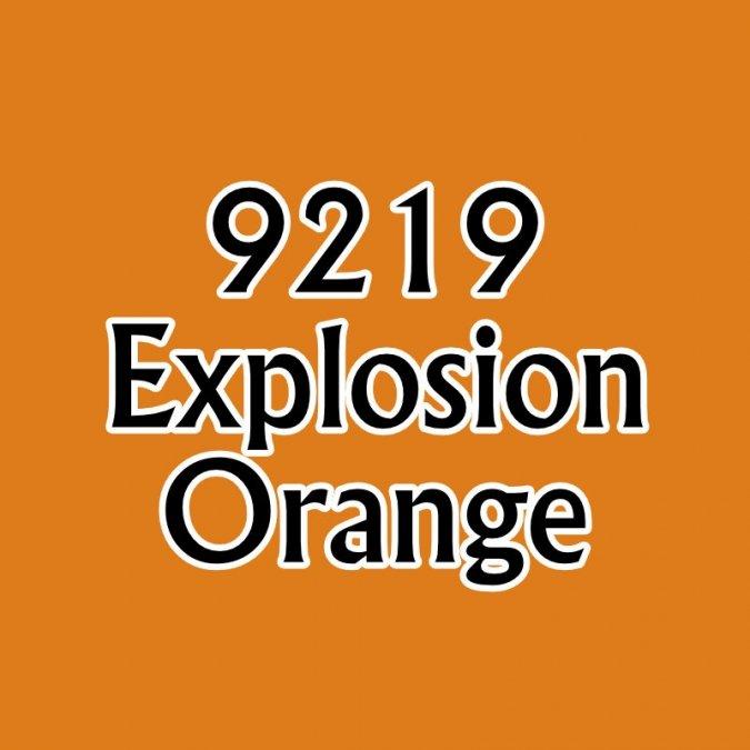 Explosion Orange