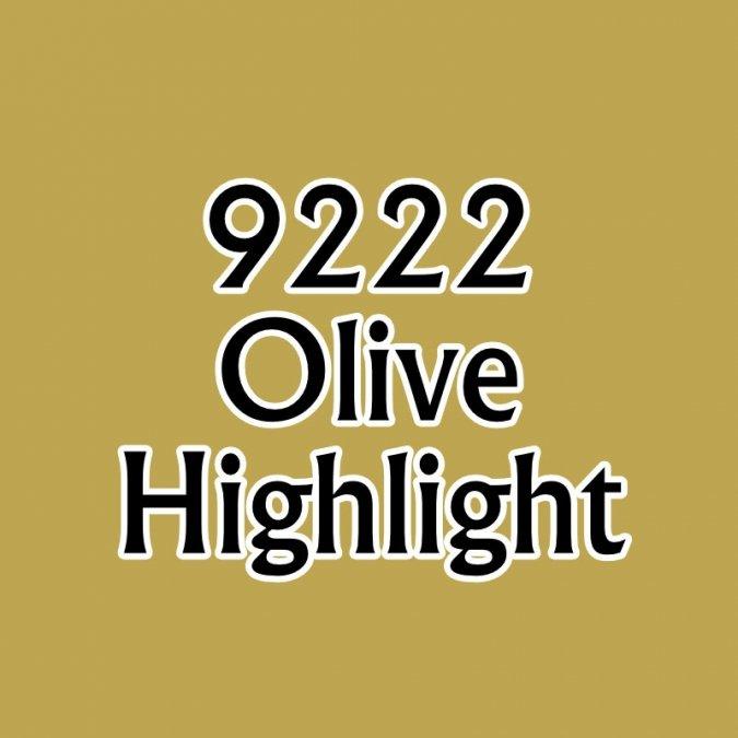 Olive Skin Highlight