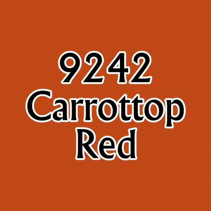Carrottop Red