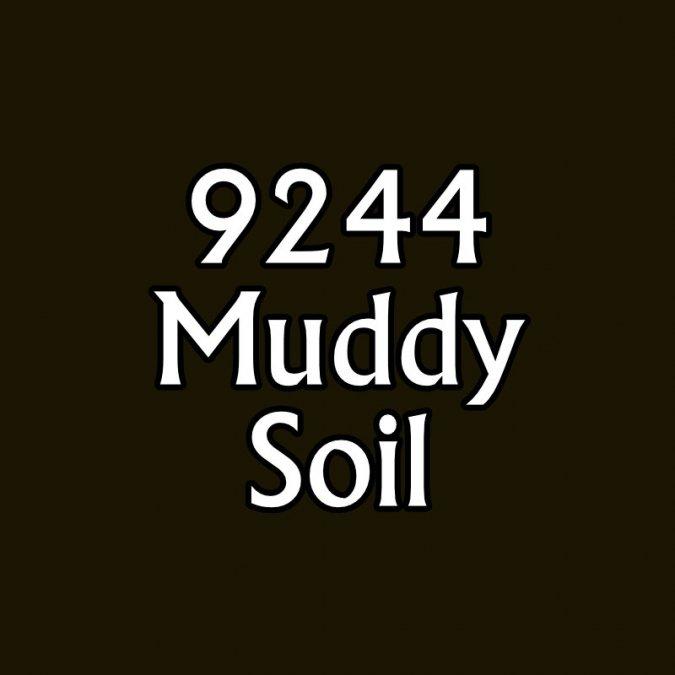 Muddy Soil