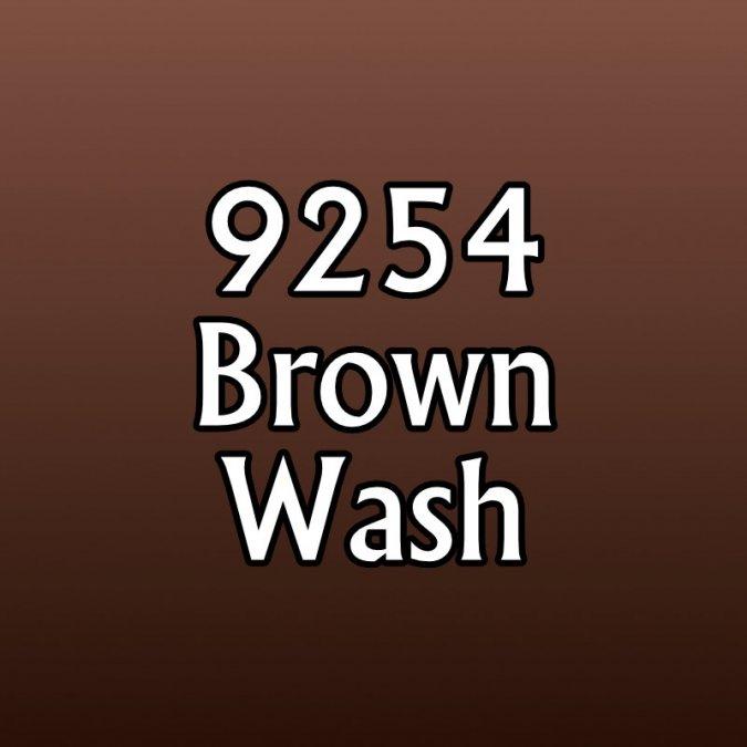 Brown Wash