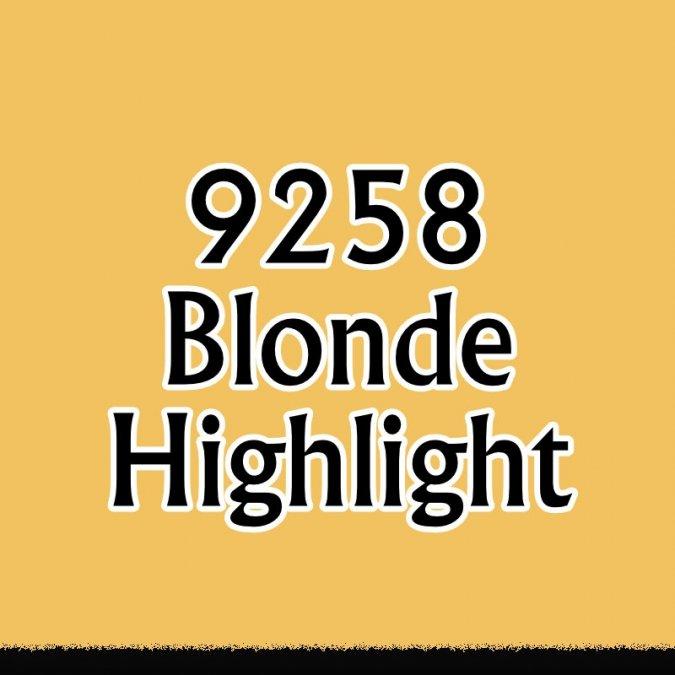 Blonde Highlight