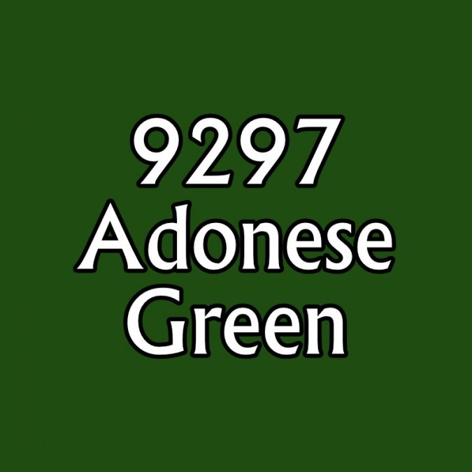 MSP Core Colors: Adonese Green