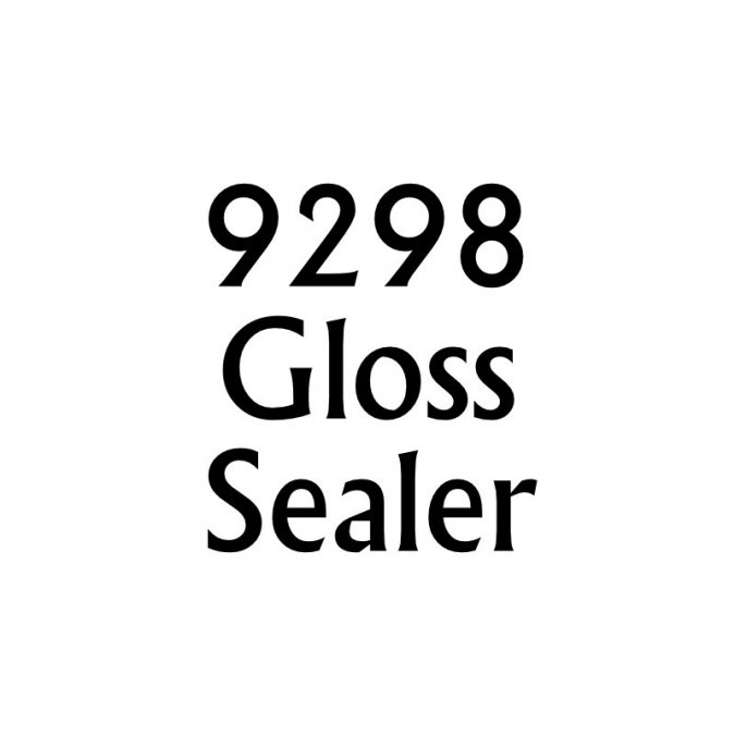 MSP Core Colors: Gloss Sealer
