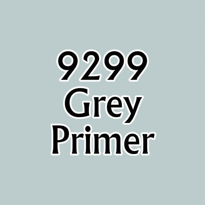 MSP Core Colors: Brush-On Grey Primer