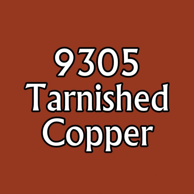 Tarnished Copper