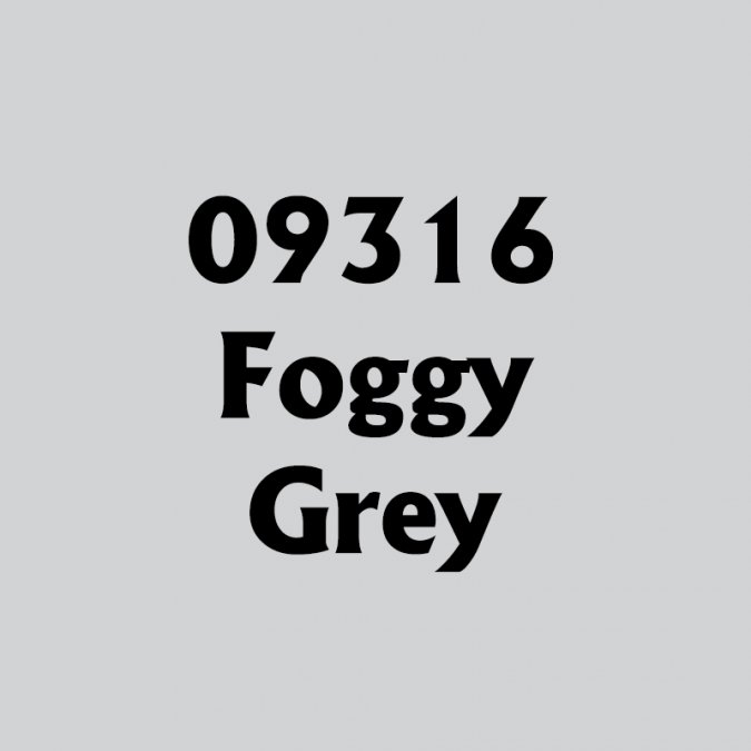 Foggy Grey