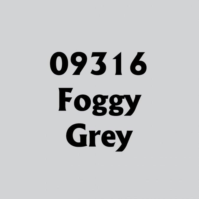 Foggy Grey