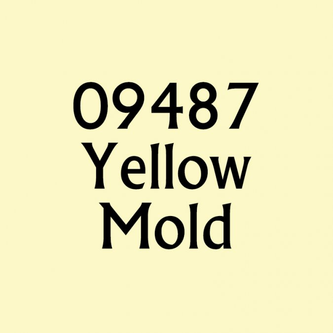 Yellow Mold