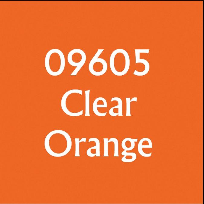 Clear Orange