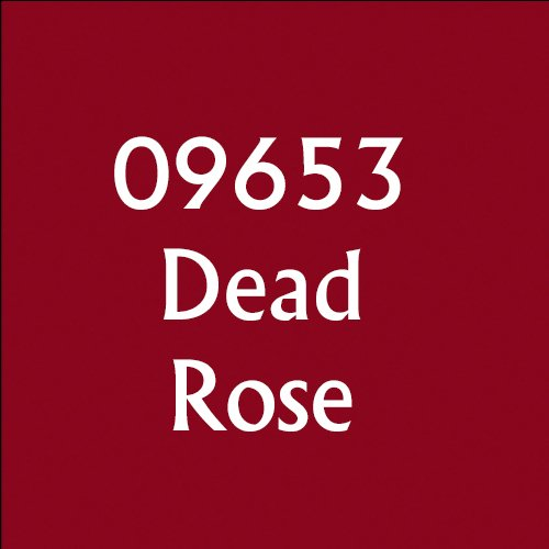 MSP Core Colors: Dead Rose