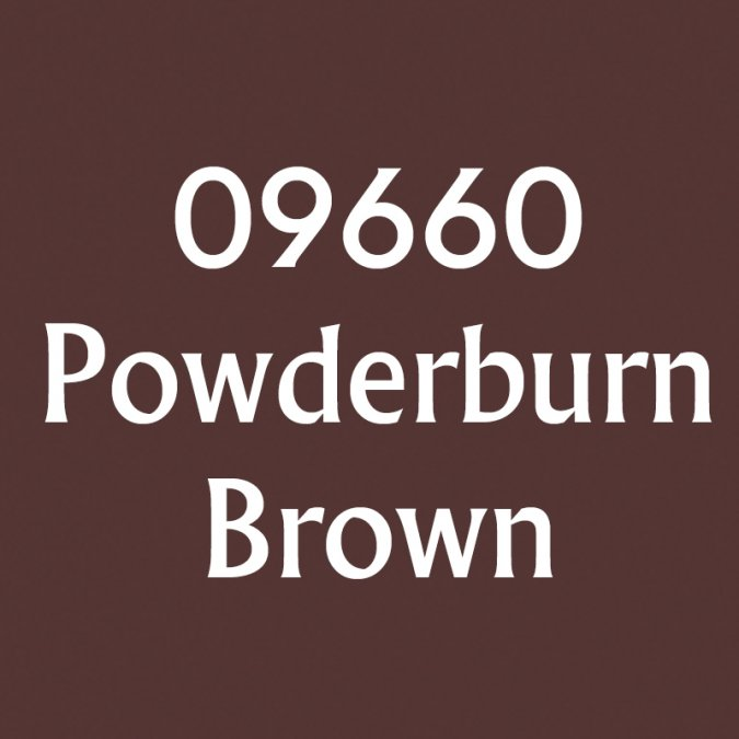 Powderburn Brown