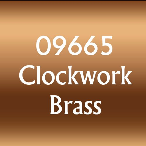 MSP Core Colors: Clockwork Brass