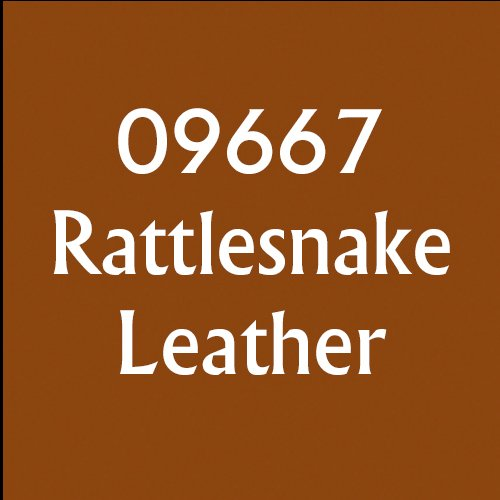 MSP Core Colors: Rattlesnake Leather