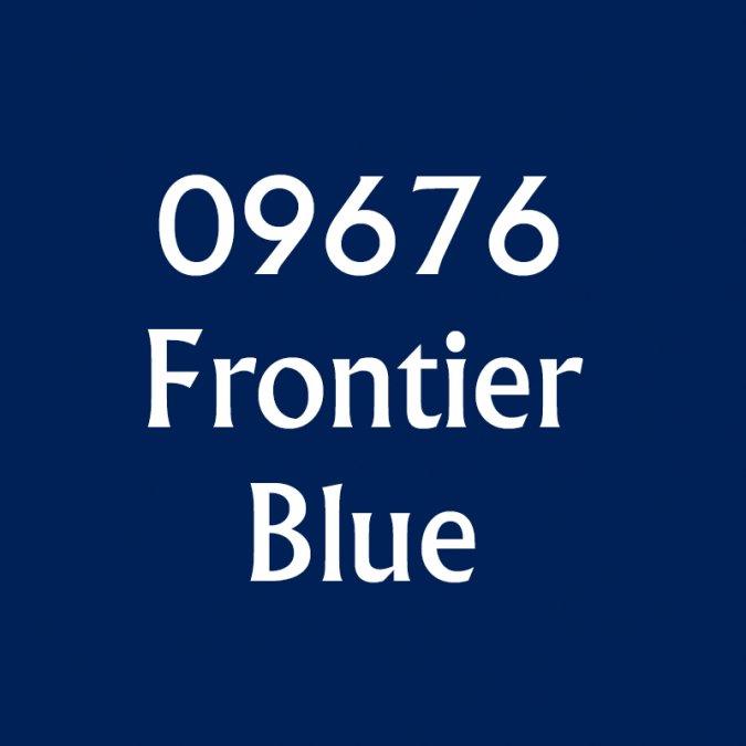 Frontier Blue
