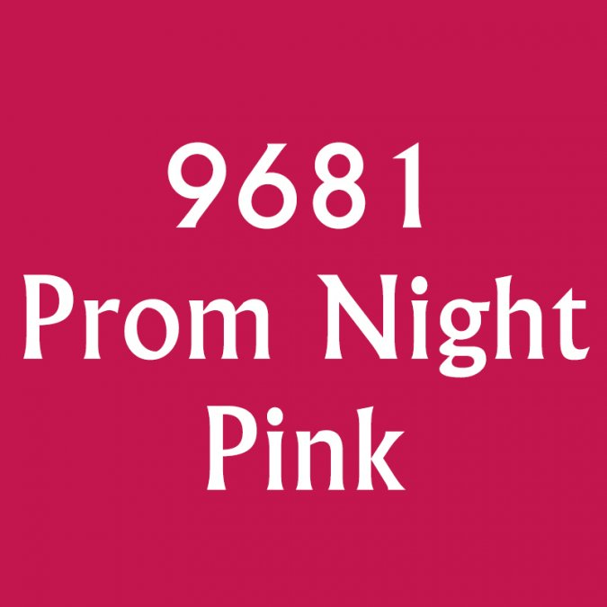 MSP Core Colors: Prom Night Pink