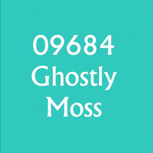 MSP Core Colors: Ghostly Moss