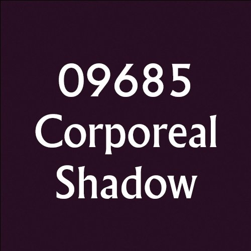 MSP Core Colors: Corporeal Shadow