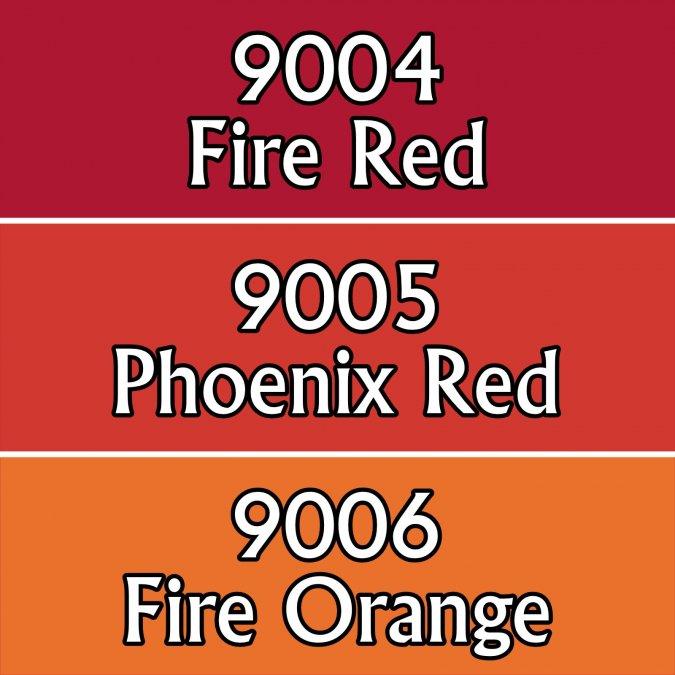 Fire Colors