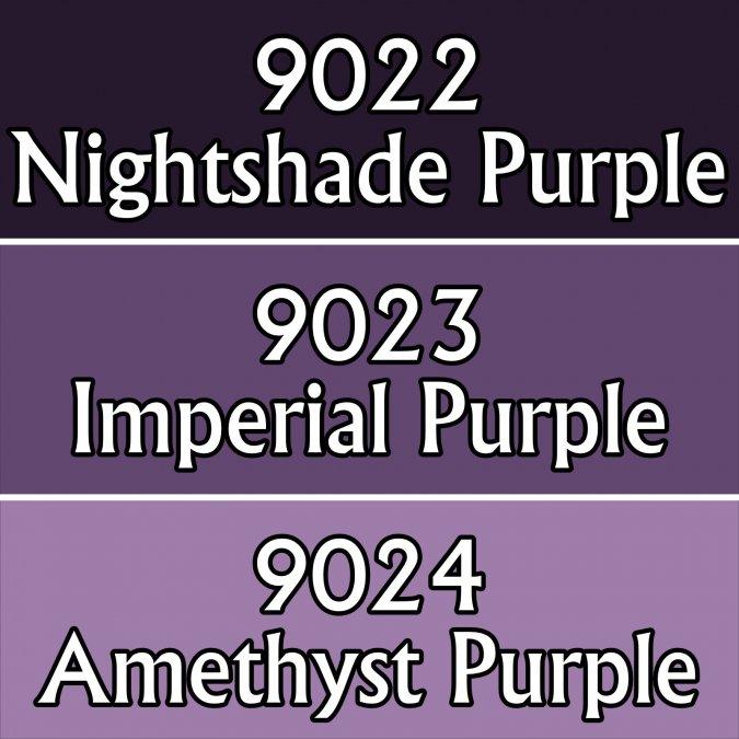 Royal Purples