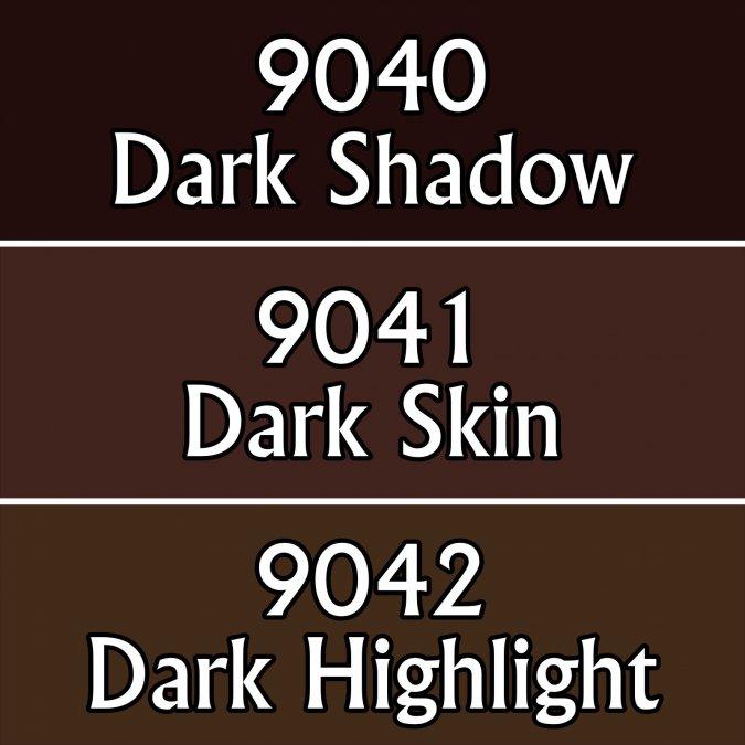 Dark Skin Tones