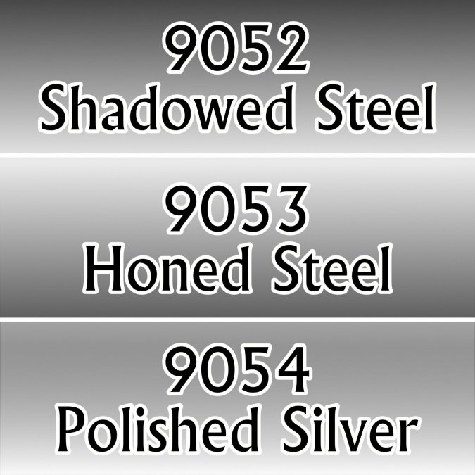 Silver-toned Metal