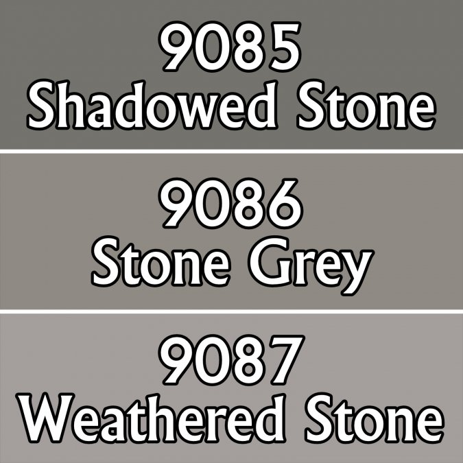 Stone Colors