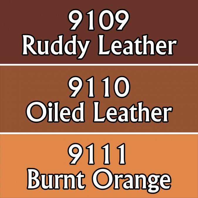 Burnt Colors