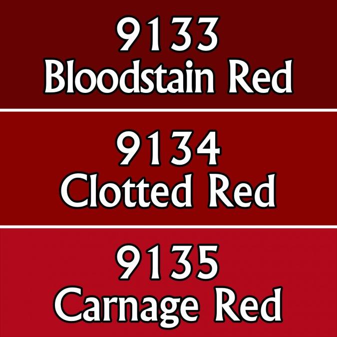 Bloodthirsty Reds